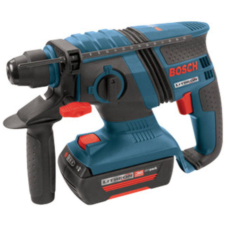 Lithium Ion Compact Rotary Hammer Rental - Bosch 11536C-1