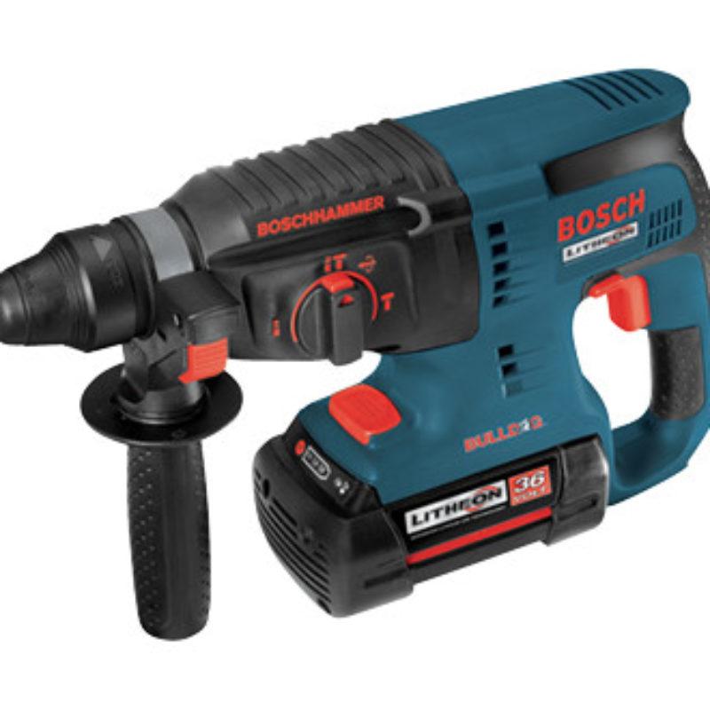 1 inch SDS-Plus Rotary Hammer Rental - Bosch 11536VSR