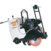 Walk-Behind Saws - Core Cut - CC2500