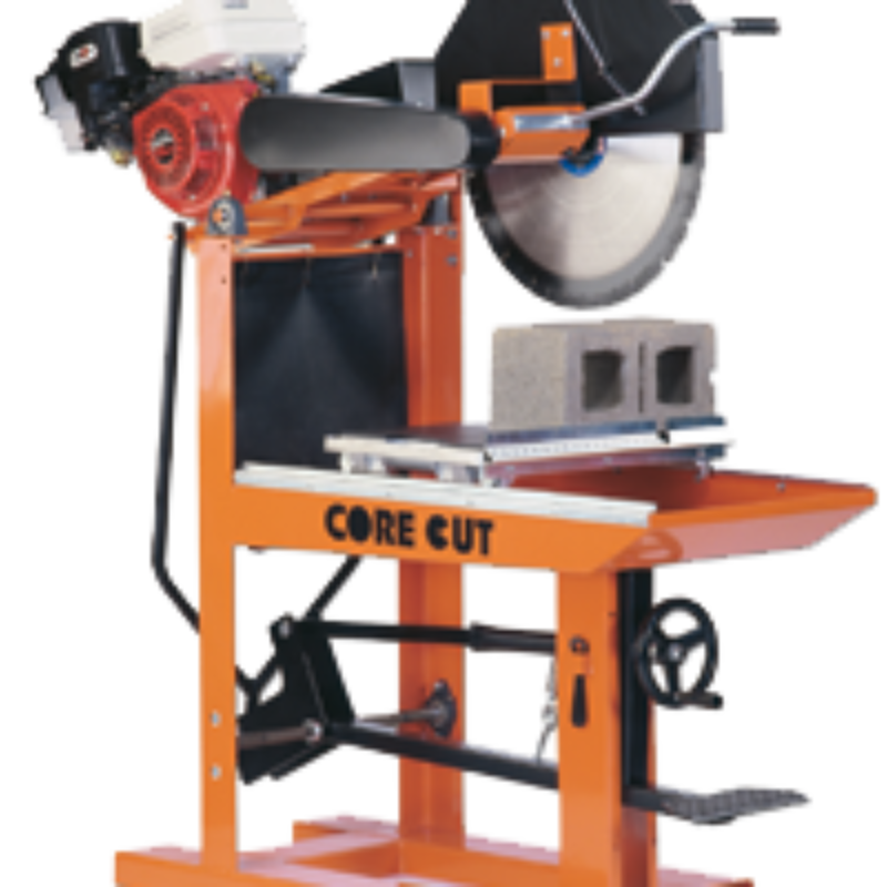 24 Inch Masonry Saw Rental - Core Cut - CC800M