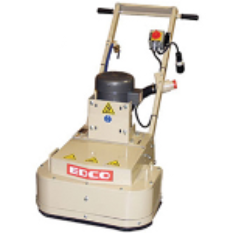 11 Hp Dual Disc Floor Grinder Rental - Edco - 2GC-11H