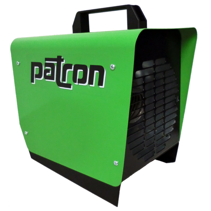 Need Heat for a Smaller Cold Weather Project? Rent the 5,100 BTU Patron – E1.5 heater from the Duke Company.