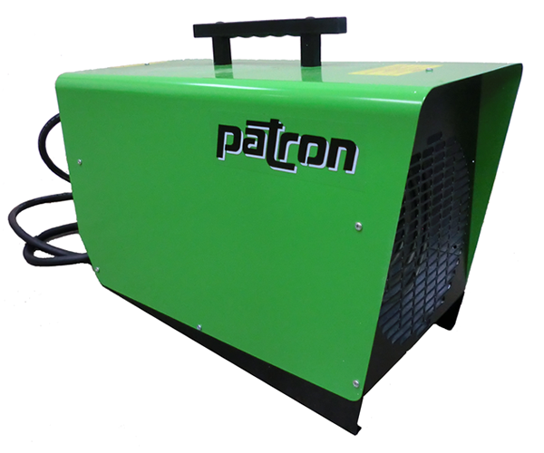 20,500 BTU Portable Electric Heater - Patron - E6