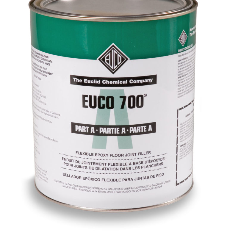 Epoxies & Joint Sealers - Euclid Chemical