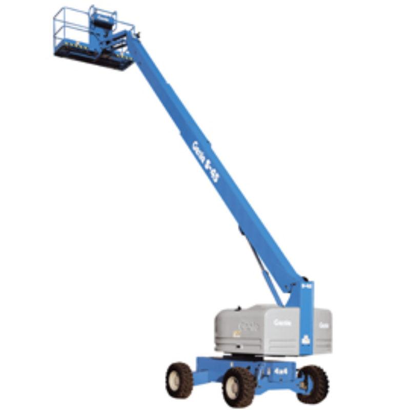46 Foot Straight Mast Boom Rental - Genie S-40