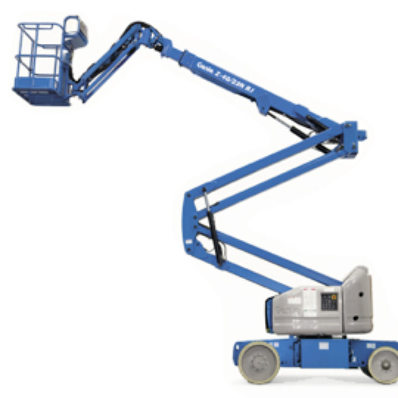 46 Foot Articulating Boom Rental - Genie Z-40/23 N