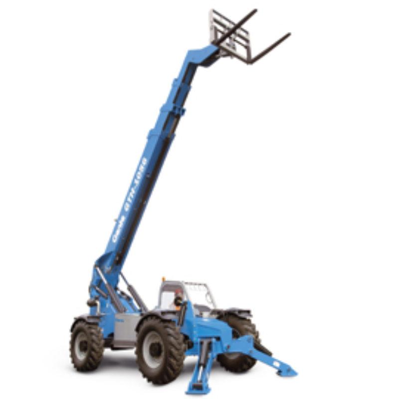 Genie GTH-1056 Telehandlers -- 10,000 Pound Reach Forklift Rental