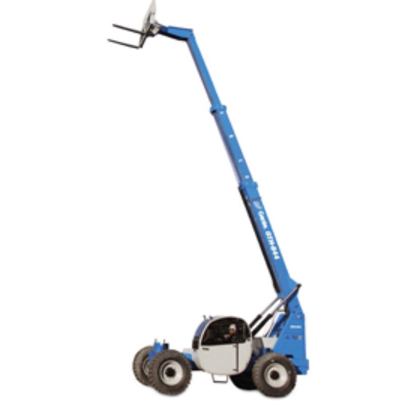 8,000 Pound Reach Forklift Rental - Genie GTH-844