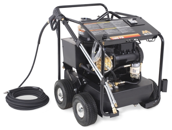 1,000 PSI Hot Water Pressure Washer - HSE-1002-2M10