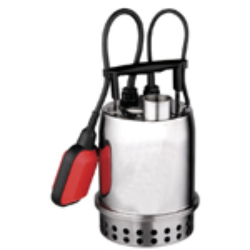 One Half HP 115V Submersible Pump Rental (Top Discharge) - Honda WSP53