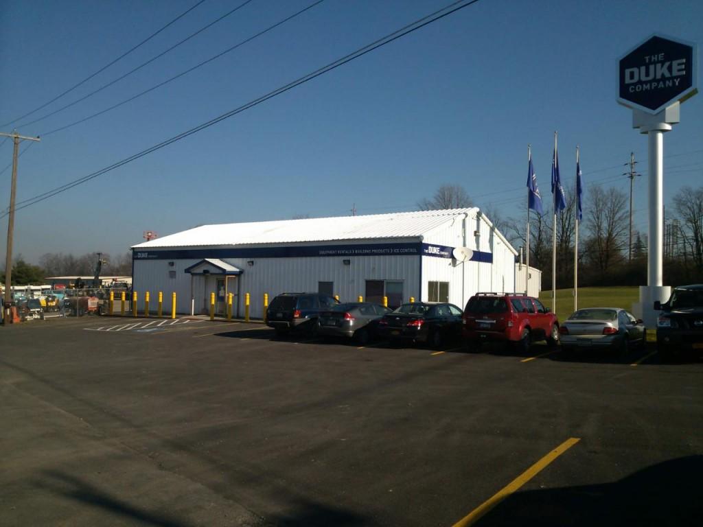 Duke Company - Ithaca NY - Construction Equipment Rental Store