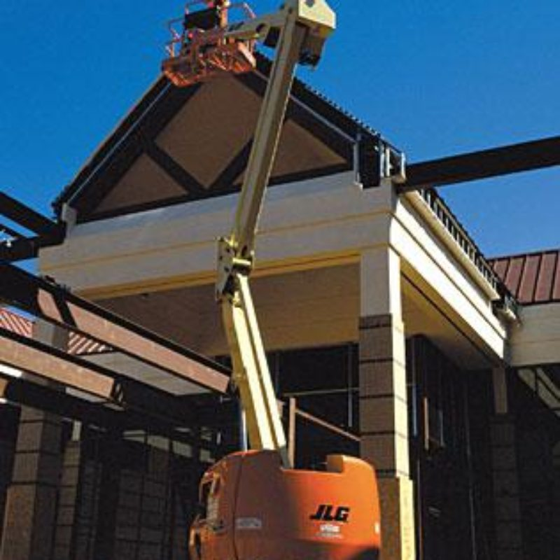 45 Foot Articulating Boom Lift Rental - JLG 450A