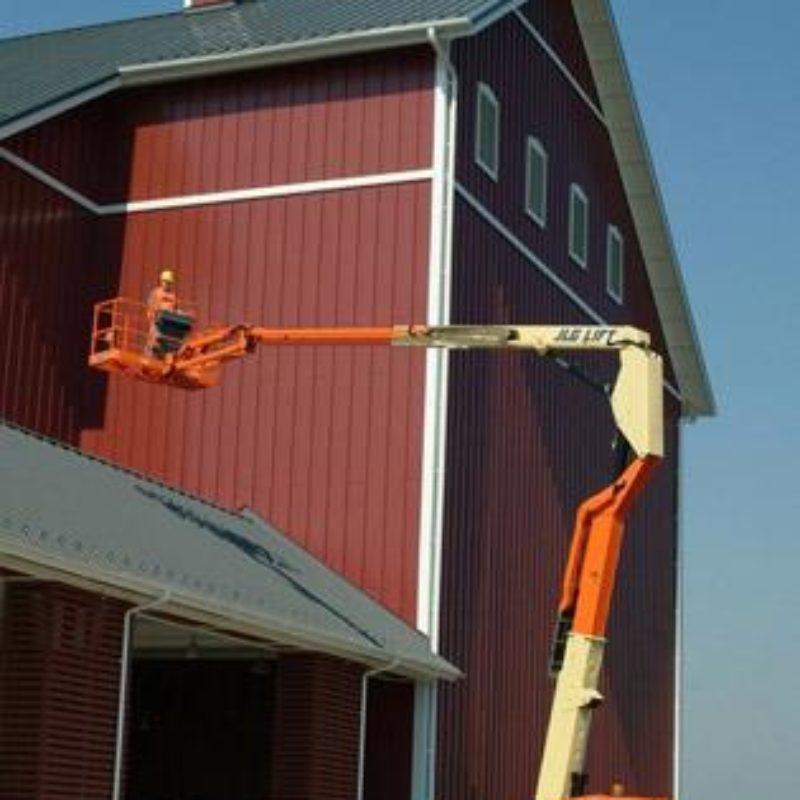 60 Foot Articulating Boom Lift Rental - JLG 600AJ