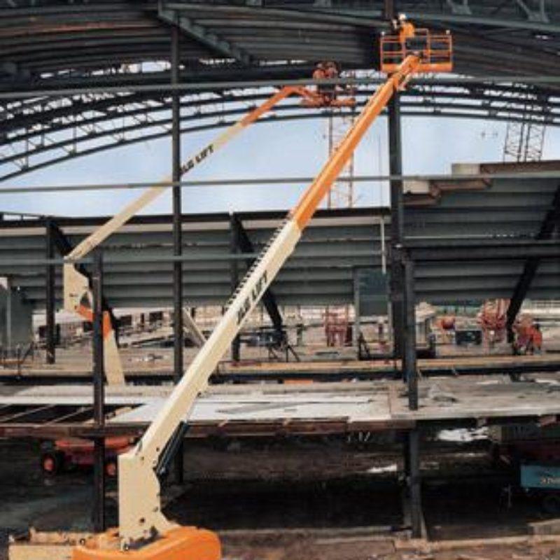 86 Foot Straight Mast Boom Lift Rental - JLG 860SJ