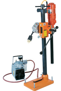 Core Drill - Core Cut - M-3 Anchor Core Rig