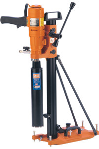 Core Drill - Core Cut - M4 Complete Combination Core Rig
