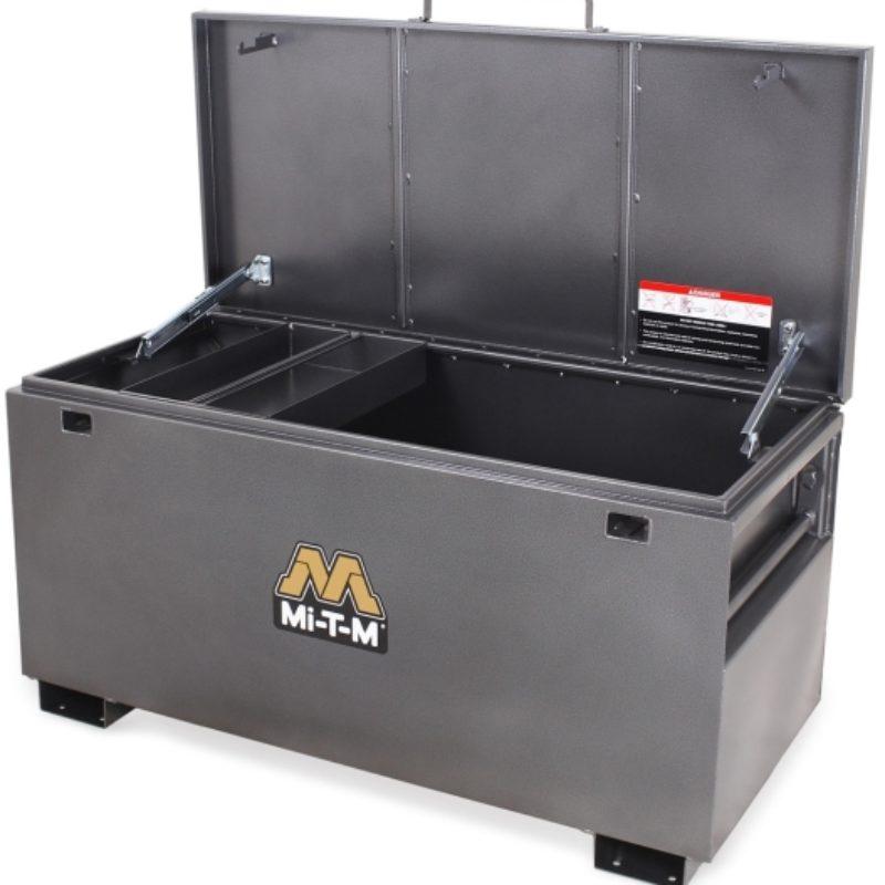13 Cubic Feet Job Site Box Rental - Mi-T-M - MB-4822