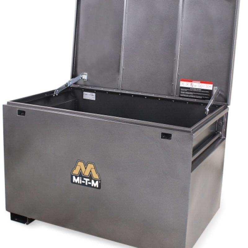 25 Cubic Feet Job Site Box Rental- Mi-T-M - MB-4830