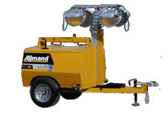 Light Towers – Allmand ML EX V-Series