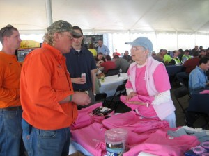 Breast Cancer Coalition of Rochester and The Duke Company