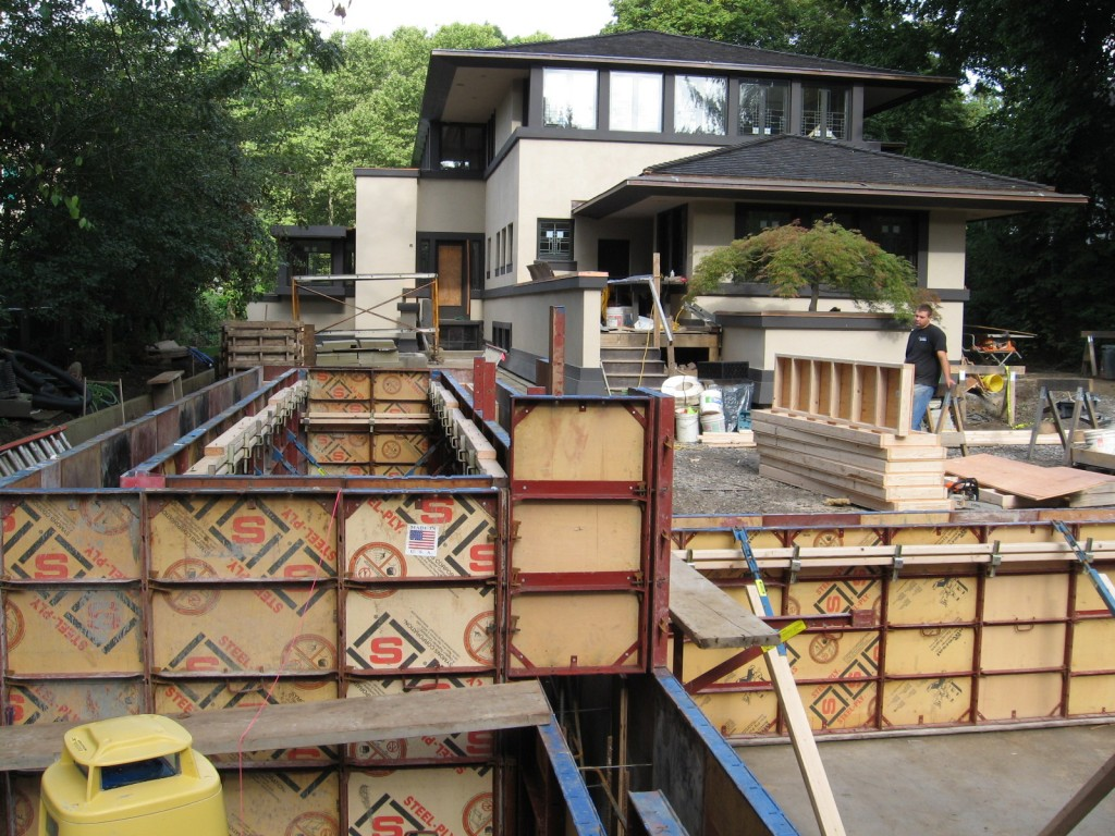 Doka Concrete Forms from The Duke Company in Rochester, Ithaca and Upstate NY