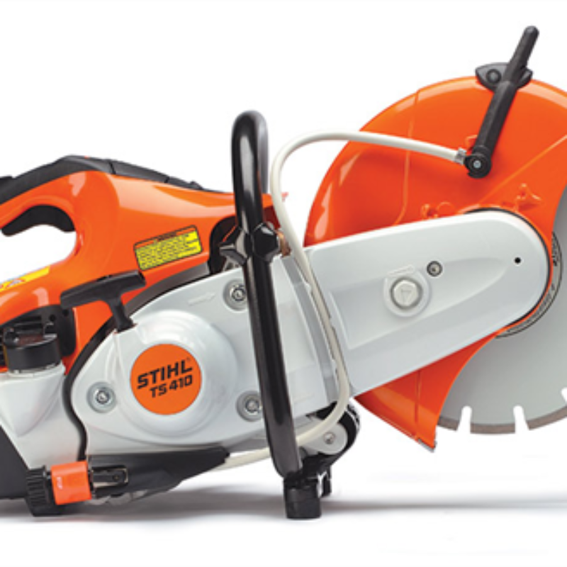 12 Inch Cut Off Saw Rental- Stihl - TS 410 A