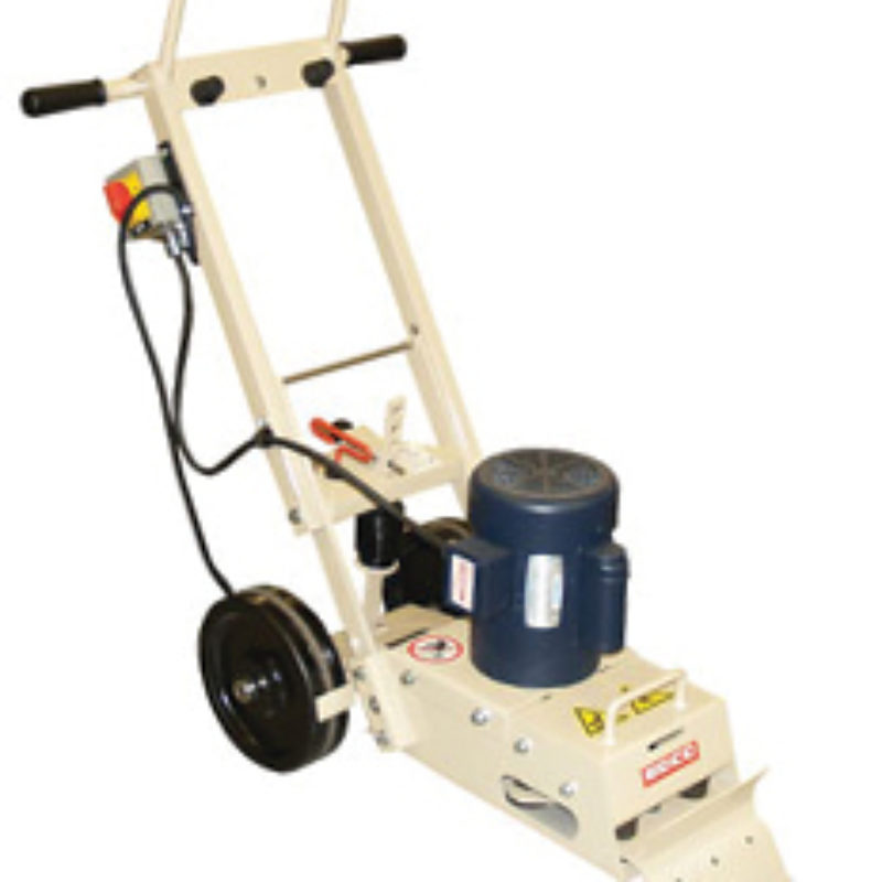 3/4 Hp Tile Stripper Rental - Edco - TS-8-75L