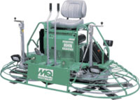 Ride On Trowel Rental - Multiquip HHN34TVDTCSL5