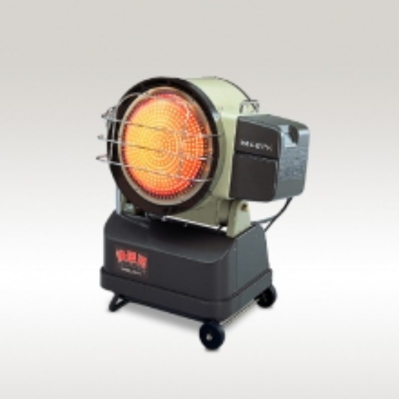 58,000 BTU Infrared Heater Rental - VAL6 PK