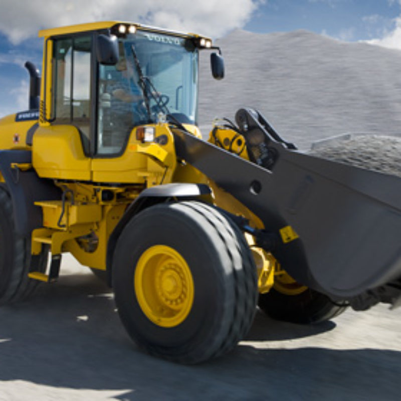 Wheel Loader Rental - Volvo L70
