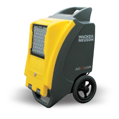 115 Pints Dehumidifiers - Wacker-Neuson - AD 115LGR
