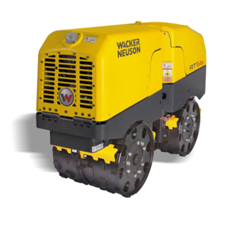 22 Inch Trench Compactor Rental - Wacker-Neuson - RT 56 SC-2