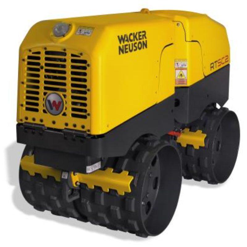 32 Inch Trench Compactor Rental - Wacker-Neuson - RT 82-SC-2