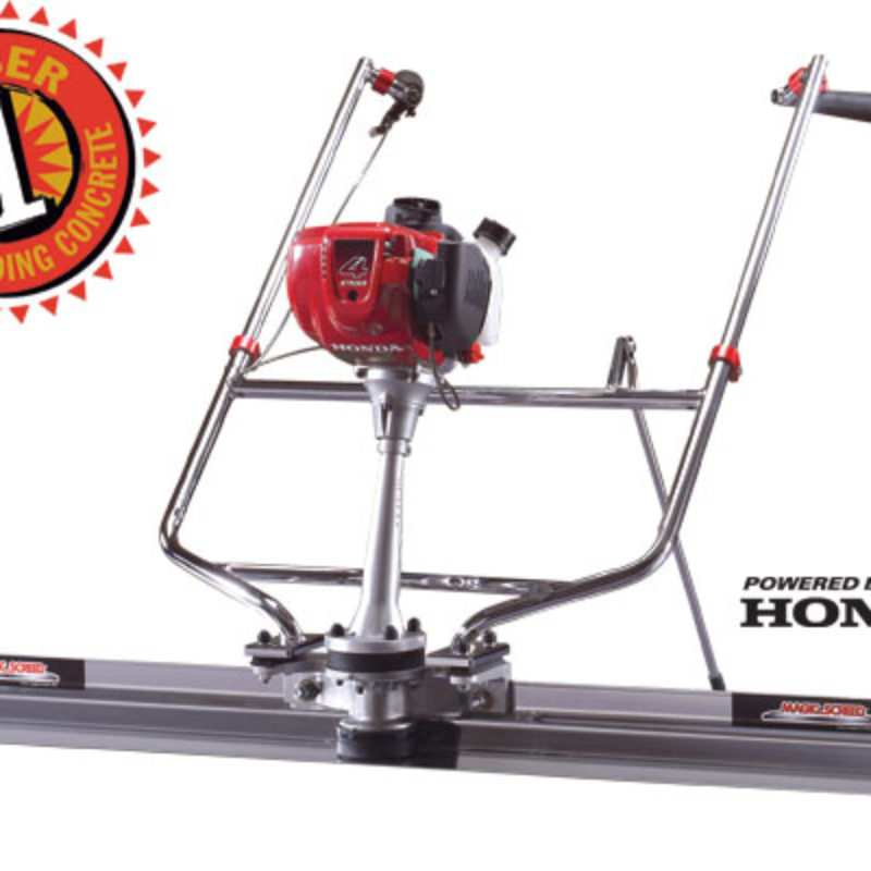 Concrete Power Screed Rental - Gas - Allen Concrete Equipment HD6060