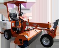 Ride-On Floor Sweeper - Laymor - Sweepmaster 300