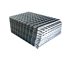 Welded Wire Mesh and Rebar