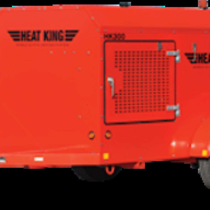 HeatKing HK300| The Duke Company