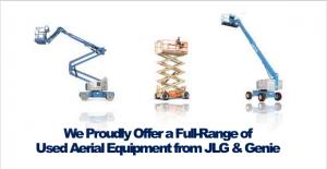 Buy Used Aerial Equipment in Rochester NY Ithaca NY