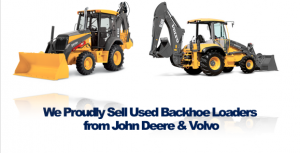 Buy Used Backhoe Loaders John Deere Volvo Construction Equipment Rochester NY Ithaca NY