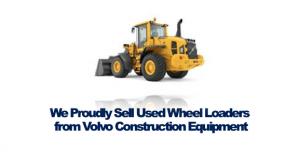 Buy Used Wheel Loaders Volvo Rochester NY Ithaca NY