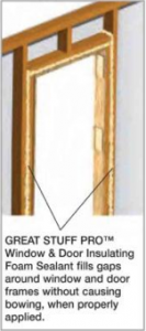 Dow GREAT STUFF PRO Window and Door Insulating Foam Sealant