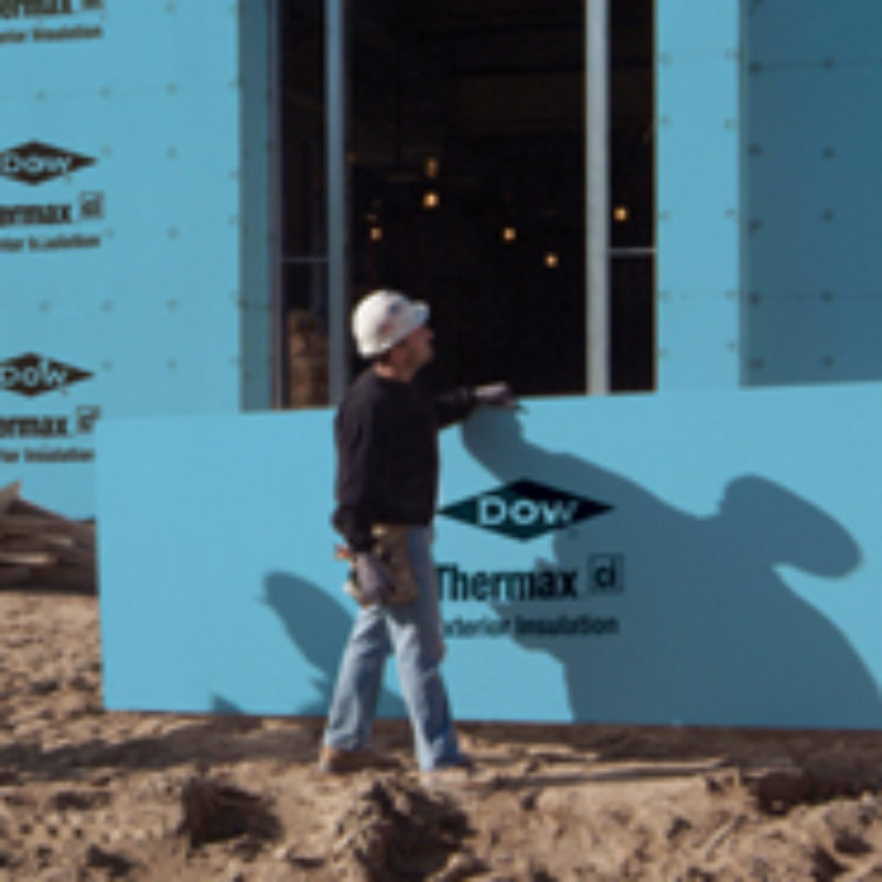 THERMAX Exterior Insulation - Construction Supply - Building Materials - by Dow