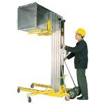 Portable Material Lift Rentals