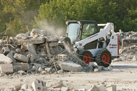 Skid Steer Loader Rental - Bobcat S530
