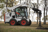 Skid Steer Loader Rental - Bobcat S570