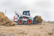 Skid Steer Loader Rental - Bobcat S850
