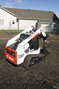 Skid Steer Loader Rental - Bobcat T630