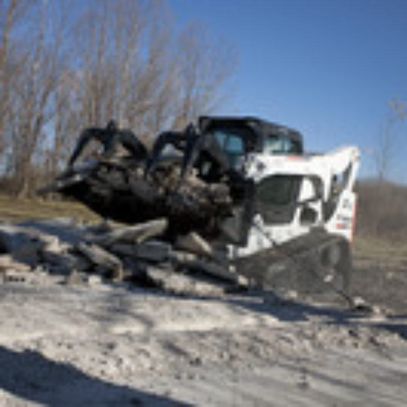 Bobcat T750 Skid Steer Loader Rental--Duke Company Rochester NY