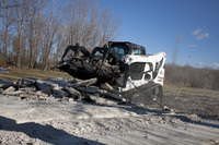 Skid Steer Loader Rental - Bobcat T750