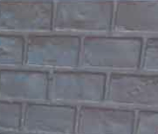 Concrete Stamping Tools - Running Bond Used Brick Pattern by Increte SRUB SOO1